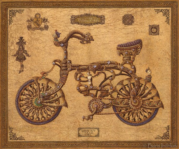 louis XIV great bikes