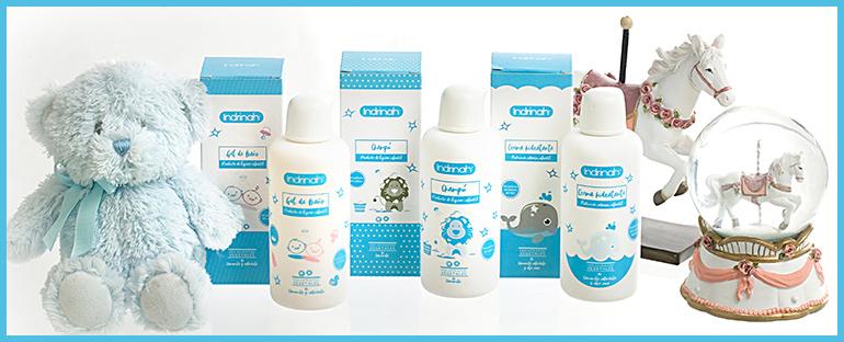 Pack de productos de Línia Infantil Indrinah