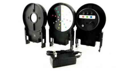 Vernier Colour Mixer Kit