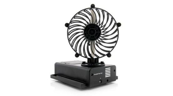 Encoder Fan Cart