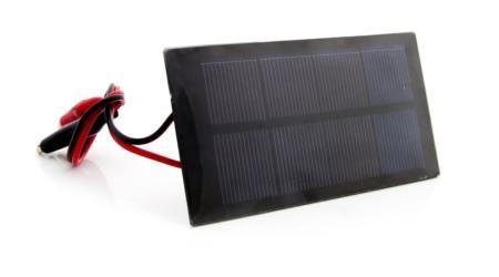KidWind 2V/400mA Solar Panel