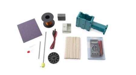 KidWind simpleGEN Classroom Pack
