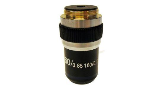 Objective achromatic 60x/0.80