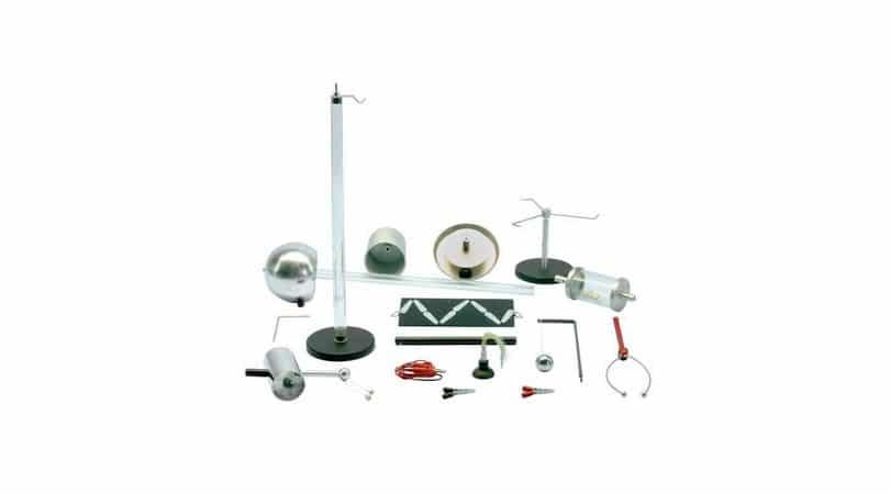 Van De Graaff Generator's Equipment Kit