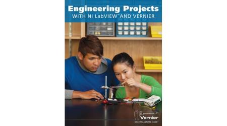 Engineering Projects with NI LabVIEW™ and Vernier (Electronic Copy)