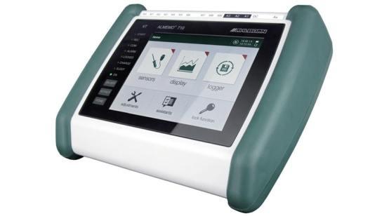 Almemo 710 Touch Screen Datalogger
