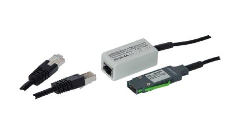 ALMEMO® PC Connection using Ethernet Data Cable