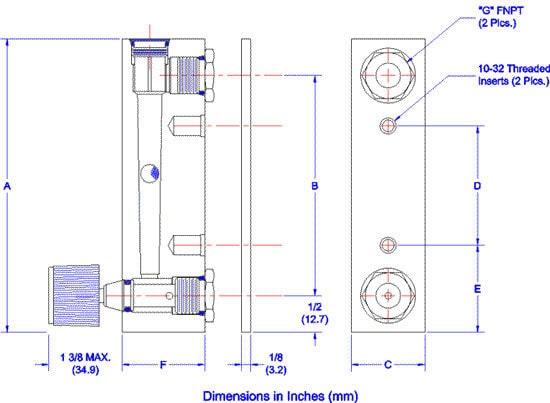 fr4000 dimensions