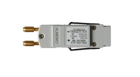 FDA602S2K Pressure Measuring Connector