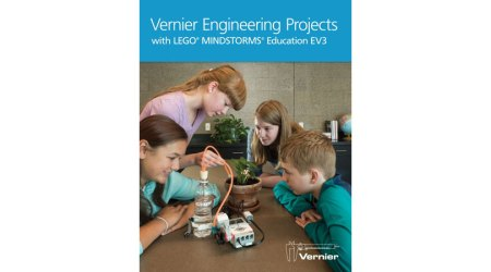 Vernier Engineering Projects with LEGO® MINDSTORMS® Education EV3 (Electronic Copy)