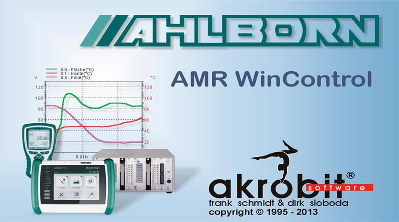 AMR WinControl Software