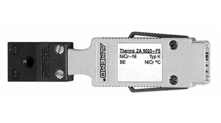 ALMEMO® Adapter with Miniature Flat Socket for Type K, J, T, S Thermocouples