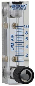 variable area flowmeter 2510 series long