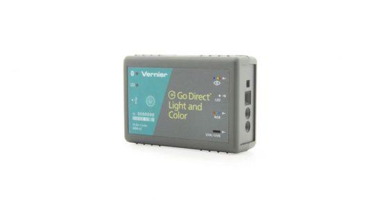 Go Direct Bluetooth Light and colour Sensor