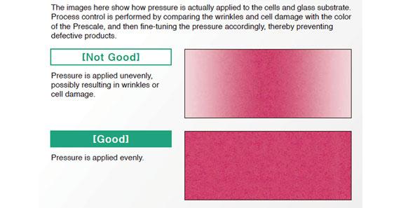 Pressure Film Vacuum Laminator Application Results