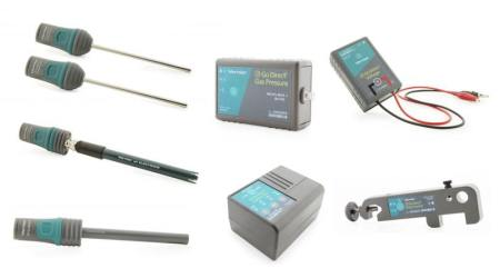 Go Direct Deluxe Package for Chemistry with Vernier