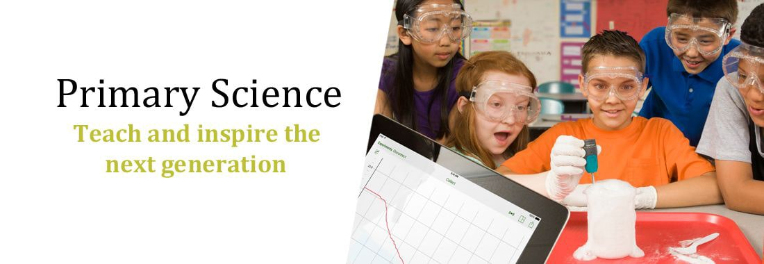 Primary Science Banner