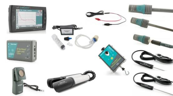 LabQuest Deluxe Package for Middle School Science with Vernier