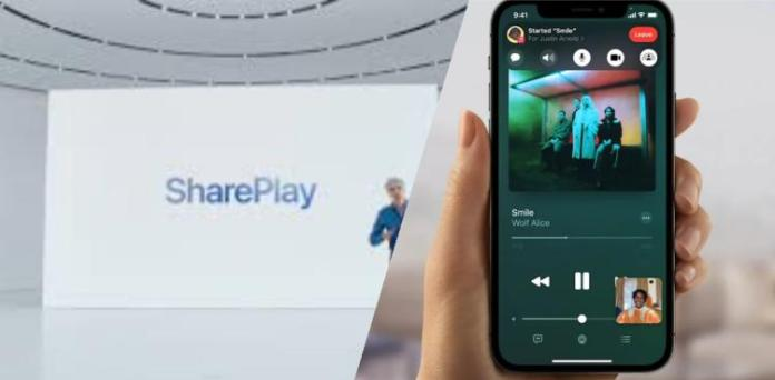 Apple Introduces SharePlay For Watching, Streaming, With Access To Disney+, Hulu, and other Face Time