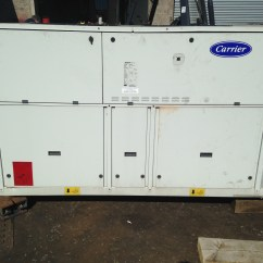 Carrier 30ra Chiller Wiring Diagram Bmw Radio E39 Equipment For Sale Inducomm Refrigeration Air Conditioning Services