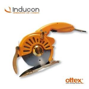 Cortadora de tela circular Ottex
