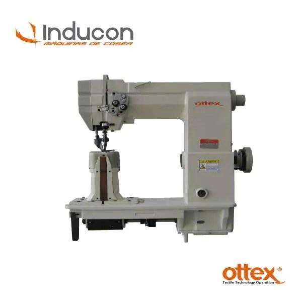 Máquina de Poste 2 agujas de cilindro Ottex TX9920  b42e84a5b6f