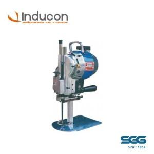 Foto de una cortadora vertical de 8 pulgadas ShangGong modelo SG8-8/6