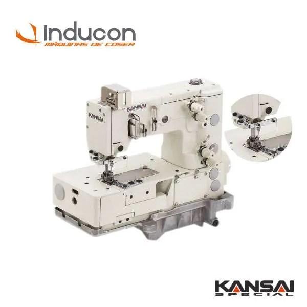 Foto de máquina de coser picoeta Kansai PX302-5W