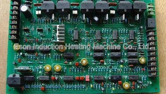 Induction Heating Circuit Ac Motor Control Circuit Induction Heater