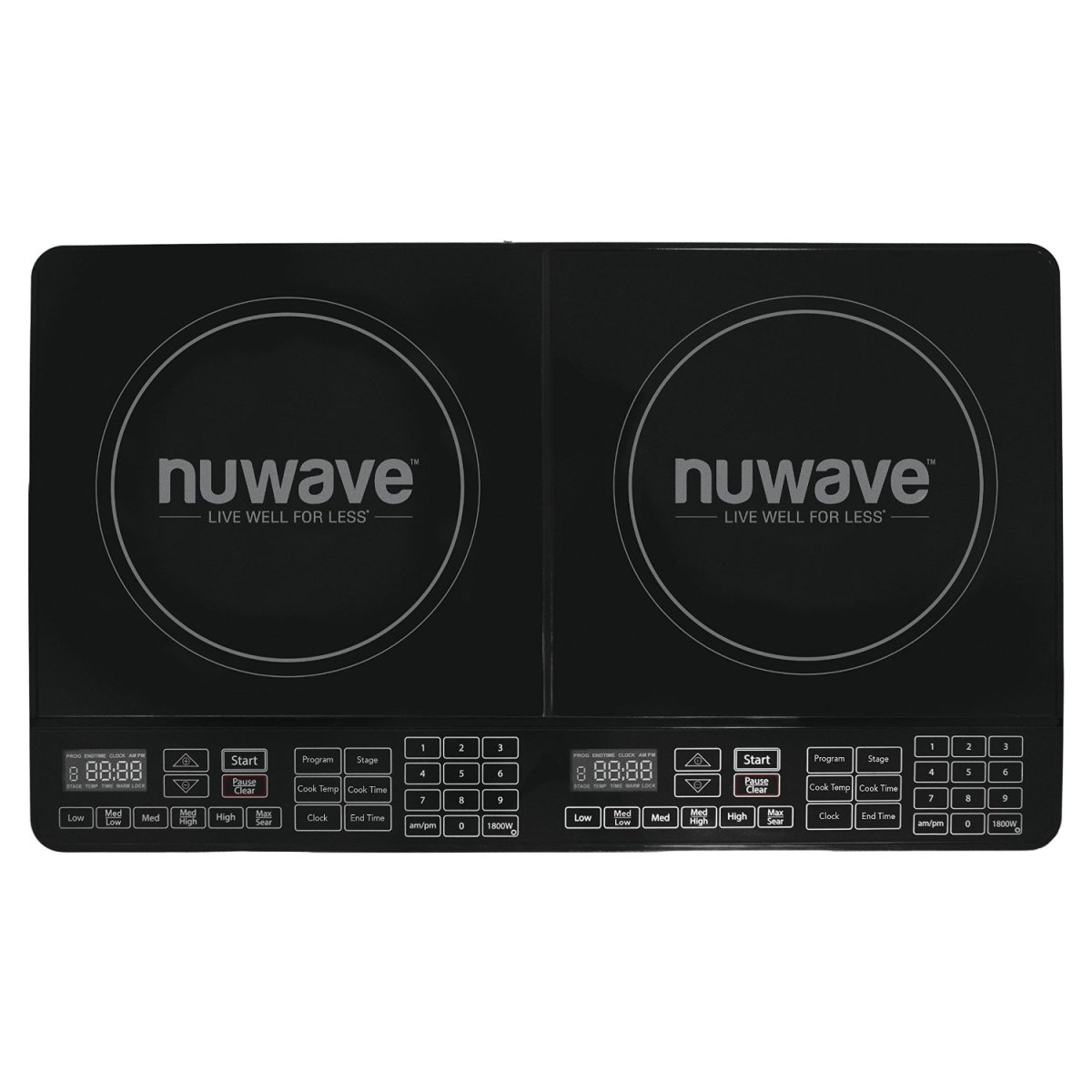 NuWave 30602 Double Precision Induction Cooktop Burner – Review