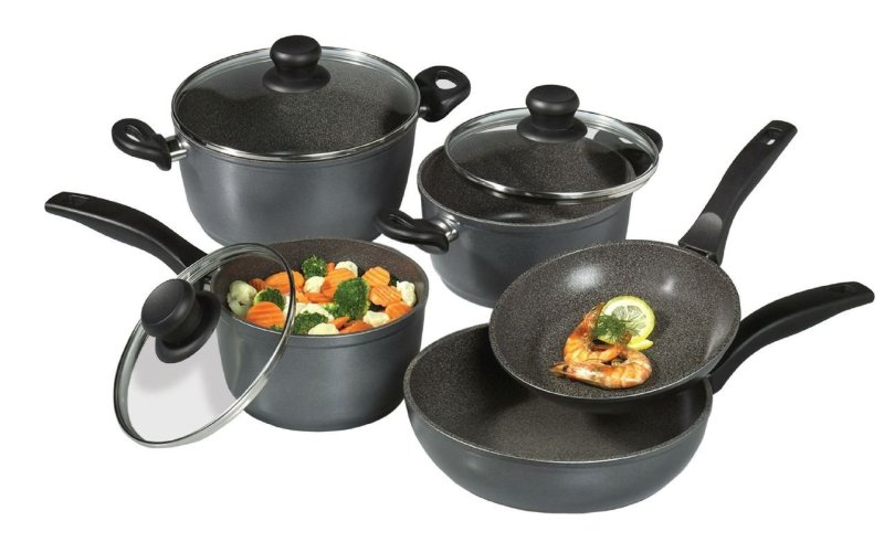 Best Induction Stove Cookware Set Review Different Types