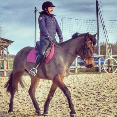 What I have Learnt From My Husband Learning to Ride