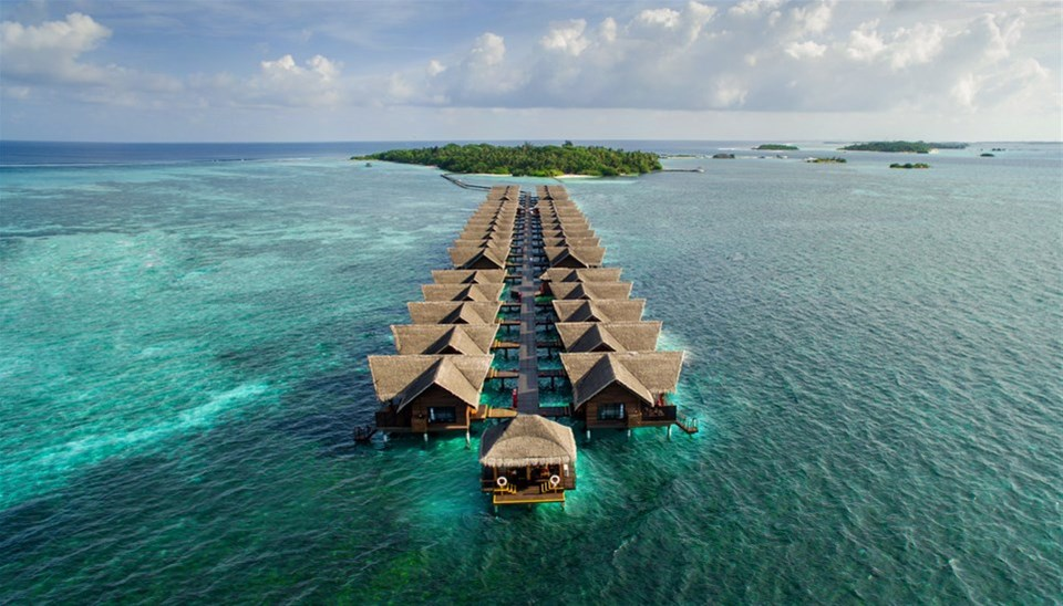 cheap resort maldives