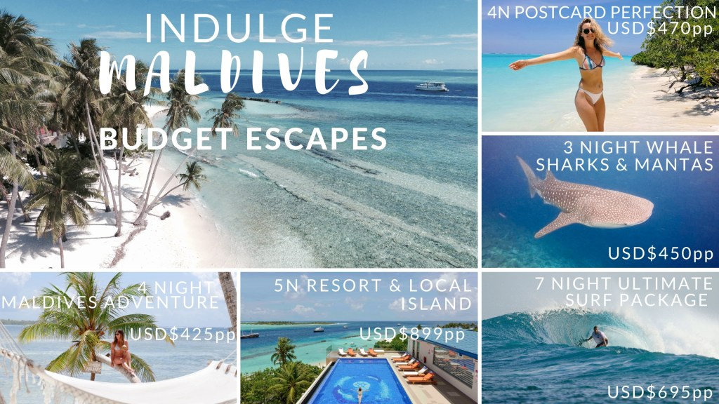Maldives local island packages