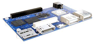 Placa de desarrollo basada en procesadores Snapdragon