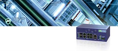 Firewall industrial para operaciones en planta