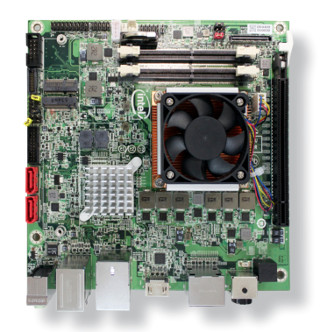 Placa madre industrial Mini-ITX