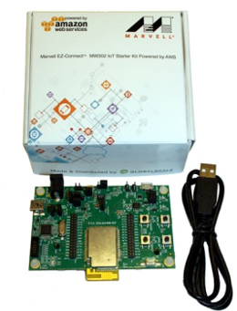 Kit para aplicaciones de la IoT