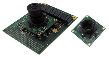 Módulos de cámaras para sistemas embebidos
