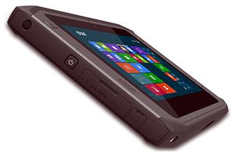Tablet rugerizado con Win10 para uso industrial