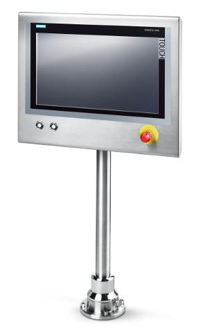 Panel PC para entornos especiales