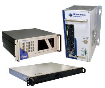 PCs industriales con controlador de movimiento