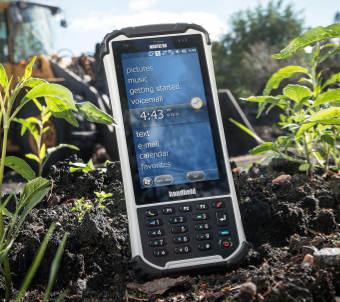 PDA rugerizada IP67