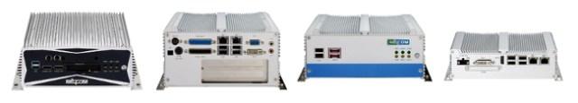 PC Box Fanless con EtherCAT