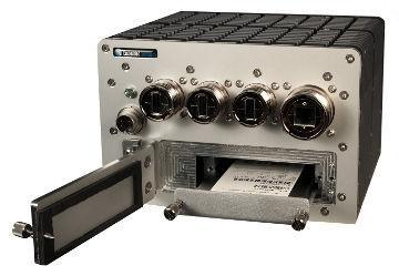 Caja industrial para unidades SATA