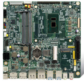 Placa Mini-ITX industrial