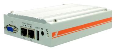 Box PC sin ventilador embebido