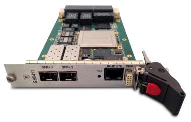 Switch Ethernet gestionado para misión crítica