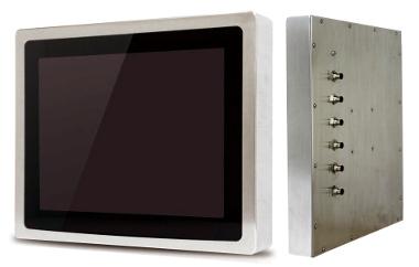 PC Panel con ATEX e IECEx