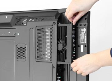 Box PCs basados en OPS